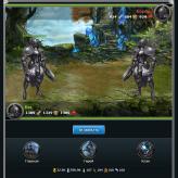 Скриншот из игры Битва Героев