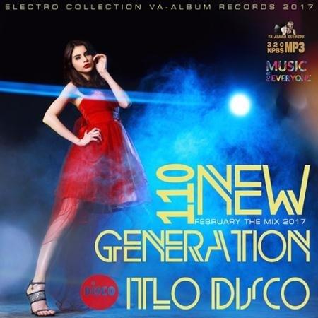 110 New Generation Italo Disco (2017)